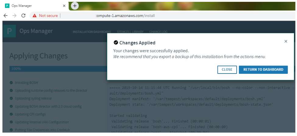 Apply Changes 2