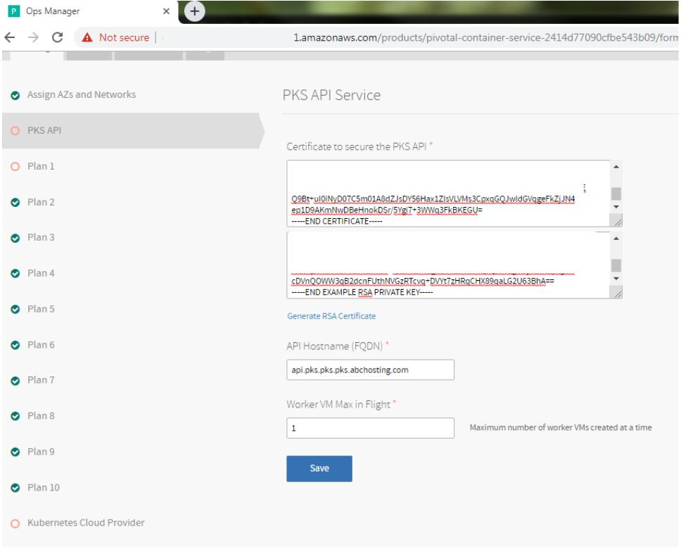 PKS API