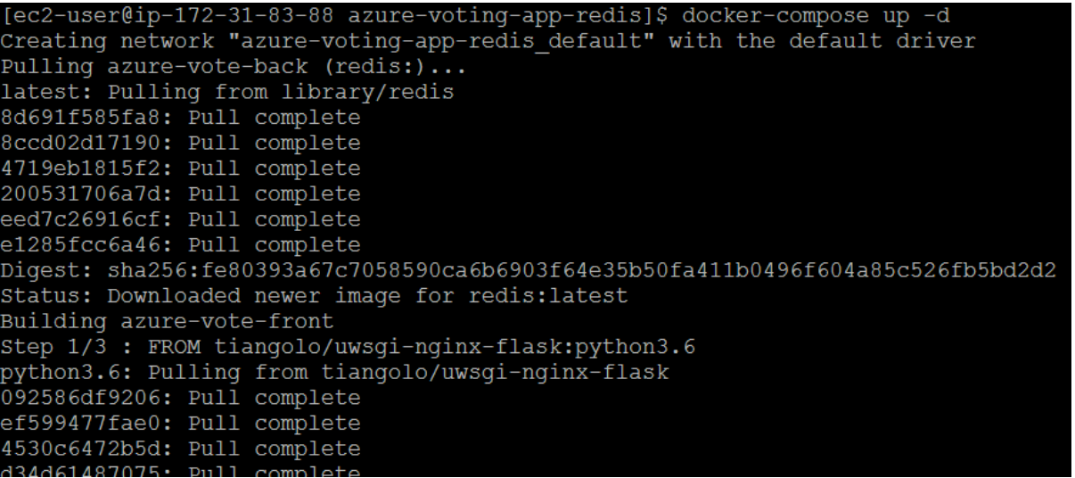 Prep app for AKS- Create Container Images 1