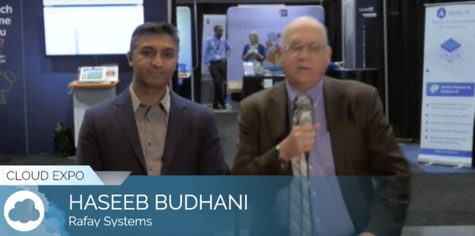 Image for Haseeb Budhani Interview at CloudExpo 2019 – Transcription